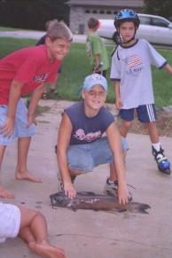 Catfish Catch