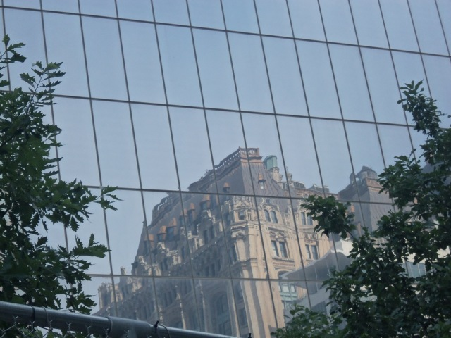 Reflections of the Old in the New