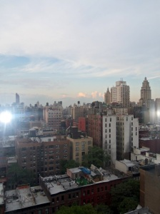 The View from Moshe's Apt