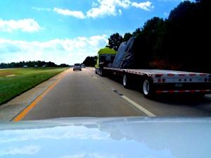 Lizard Truck Horizon