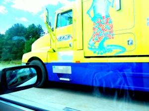 Lizard Truck