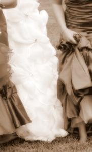 Prom Dresses sepia