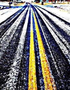 road- juxtaposition