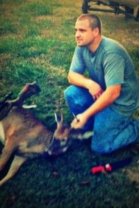 first deer 6 josh
