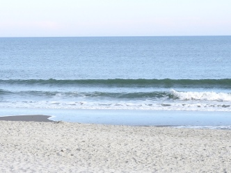 afternoon waves