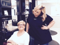 Tori and Grandma